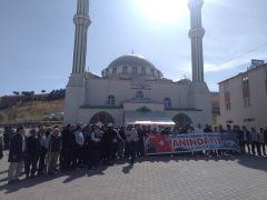 Kırgız Türkeri'nden Mehmetçiğe dualarla destek oldu