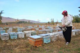 (Özel) Kadın çiftçinin hüzünlü Türkiye birinciliği