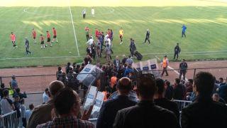 PFDK'dan Van Spor FK'ye 21 bin lira ceza