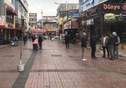 Sanat sokağı esnafın seyyar sıkıntısı