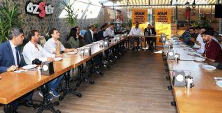 Van'da 'Yöresel Ürünler ve Hediyelik Eşya Fuarı' için hazırlıklar tamamlandı