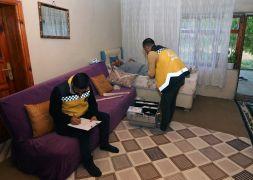 Van Büyükşehir Belediyesinden evde sağlık hizmeti