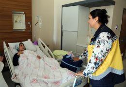 Van Büyükşehir Belediyesinin 'Hoş Geldin Bebek' projesi devam ediyor
