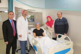 Ankaralı sağlık çalışanı ameliyat için Van'ı seçti