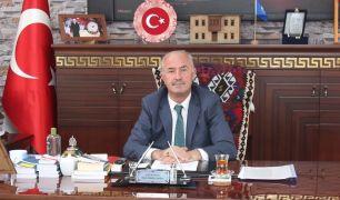 Başkan Akman'dan Mevlid Kandili mesajı