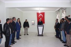 Başkan vekili Aydın, belediye personeli bir araya geldi