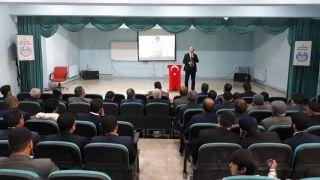 Çaldıran'da 'Mevlid-i Nebi Haftası' programı