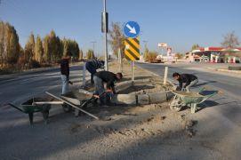 Erciş Belediyesinden hummalı çalışma