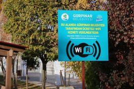Gürpınar'da ücretsiz Wi-Fi hizmetinden 2 bin kişi faydalandı