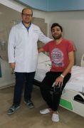 Hasta uyutulmadan bel fıtığı ameliyatı yapıldı