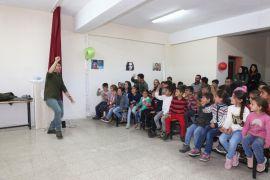 Kırsaldaki çocuklar tiyatroyla buluşmaya devam ediyor