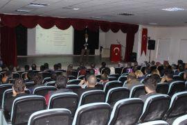 Muradiye'de 'Kadına Yönelik Şiddetle Mücadele ve Cinsel İstismar' semineri