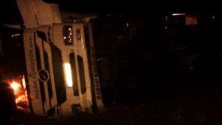 Muradiye'de trafik kazası: 1 yaralı