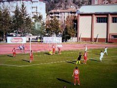 TFF 2. Lig Kırmızı Grup: GMG Kastamonuspor:  0 – Van Spor FK: 3