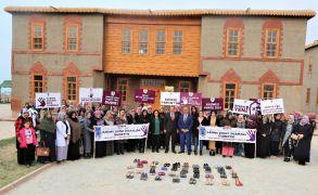 Tuşba Belediyesinden 'Kadına Yönelik Şiddete Karşı Mücadele' paneli
