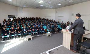 Van Büyükşehir Belediyesindeki aday memurlara eğitim