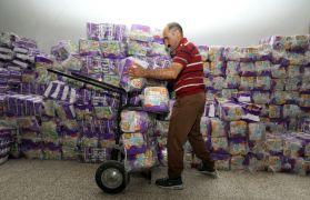 Van Büyükşehir Belediyesinden engelli ve hastalara destek