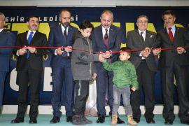 Adalet Bakanı Gül'ün Van temasları
