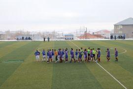 Başkale Gençlikspor, Çaldıranspor'a mağlup oldu