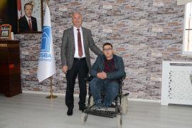 Başkan Akman'dan '3 Aralık Dünya Engelliler Günü' mesajı