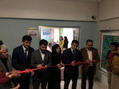 Erciş'te Z-Kütüphane açılışı