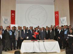 Erciş Belediyesinde 'Sosyal Denge Sözleşmesi' imzalandı