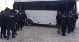 Kriptolu telefon görüşmeleri çözüldü: 17 tutuklama