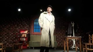 'Orhan Veli' oyunu Van'da sahnelendi