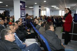 SMMMO'da e-uygulamaları semineri