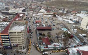 Vali Bilmez'den 'eski devlet hastanesi alanı millet bahçesi oluyor' müjdesi