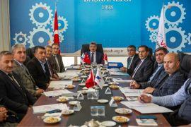 Van Organize Sanayi Bölgesi Müteşebbis Heyeti Toplantısı