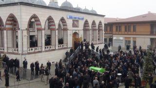 AK Parti Van Milletvekili Abdulahat Arvas'ın acı günü