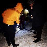 Boynuna tel dolanan köpeğin imdadına itfaiye ekipleri yetişti