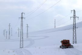(Özel) Zorlu kış şartlarını teknolojiyle aşıyorlar