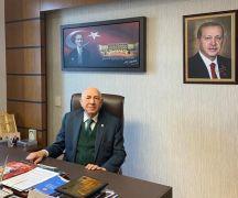 AK Parti'li Kartal'dan '1 Mayıs' mesajı