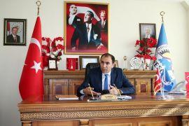 Başkan Berge'den Van halkına çağrı