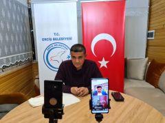 Başkan Vekili Mehmetbeyoğlu, sosyal medyada vatandaşların sorularını yanıtladı