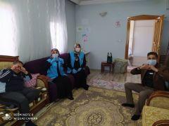 Engelli vatandaşın televizyon talebi karşılandı