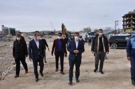 Erciş'te 'Millet Bahçesi' kuruluyor