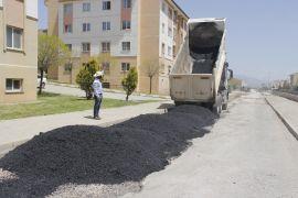 Erciş Belediyesi sokağa çıkma kısıtlamasını fırsata çevirdi