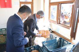 Erciş Belediyesinden 'halk ekmek' hizmeti