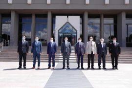 Milletvekili Arvas ve Van heyetinin Ankara temasları devam ediyor