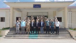 Vali Yardımcısı Atar'dan Gevaş'a ziyaret