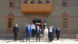 Vali Yardımcısı Atar'dan Van Olgunlaşma Enstitüsüne ziyaret