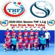 Van Erek Beş Yıldız Erkek Hentbol takımı 1. lig başvurusunu yaptı