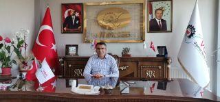 Van OSB Başkanı Aslan'dan 30 Ağustos Zafer Bayramı mesajı