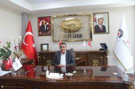 Başkan Aslan'dan 'adli yıl' açılış mesajı
