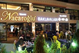 Gaziantep Nacaroğlu Baklavalarına yoğun ilgi