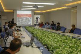"""İpekyolu Belediyesinden """"Balıkçılar Çarşısı"""" projesi"""