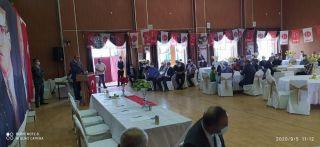 MHP Erciş 12. olağan kongresi yapıldı